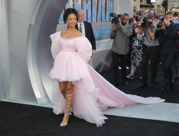 Look of the Day: July 18th, Rihanna