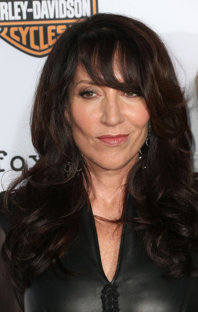 More Pics of Katey Sagal Leather Dress (2 of 12) - Leather ... Katey Sagal Leather