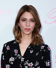 Sofia Coppola got dolled up with this sweet wavy 'do for the premiere of 'The Beguiled.'