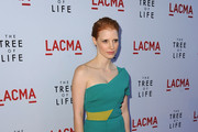 Actress Jessica Chastain arrives at premiere of Fox Searchlight Pictures'