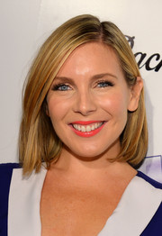 June Diane Raphael stuck to a classic bob when she attended the 'Ass Backwards' premiere.
