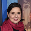 Isabella Rossellini's Flipped Hair