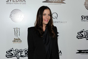 Actress Liv Tyler arrives at the premiere of IFC Midnight's