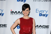 Actress Carla Gugino arrives at the premiere of Image Entertainment's