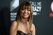Actress Sarah Hyland attends the premiere of Lifetime's 'Call Me Crazy: A Five Film' at Pacific Design Center on April 16, 2013 in West Hollywood, California.