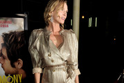 Actress Uma Thurman arrives at the premiere of Magnolia Picture's