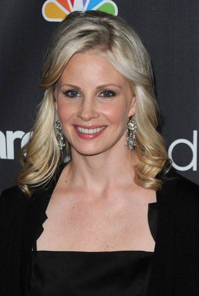 More Pics of Monica Potter Diamond Chandelier Earrings (1 of 5) - Monica Potter Lookbook - StyleBistro