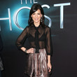 Perrey Reeves at 'The Host' Hollywood Premiere