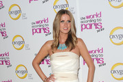 Nicky Hilton arrives at the premiere of Oxygen's new docu-series