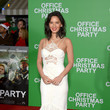 In Jonathan Simkhai At The 'Office Christmas Party' Premiere