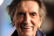 Actor Harry Dean Stanton arrives at the premiere of Paramount Pictures'
