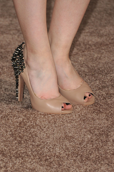More Pics of Jennette McCurdy Pumps (1 of 4) - Jennette McCurdy Lookbook - StyleBistro