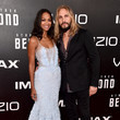 Look of the Day: July 21st, Zoe Saldana