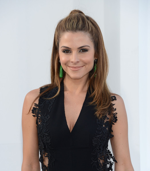 More Pics of Maria Menounos Hard Case Clutch (5 of 19) - Maria Menounos Lookbook - StyleBistro