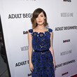 Look of the Day: Rose Byrne in Blue