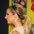 Ashley Tisdale's Wrapped 'Do