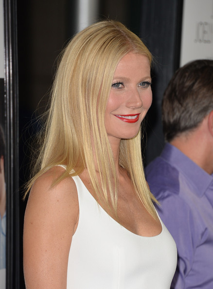 More Pics of Gwyneth Paltrow Long Straight Cut (2 of 53) - Long Straight Cut Lookbook - StyleBistro