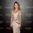 Look of the Day: January 22nd, Lily James