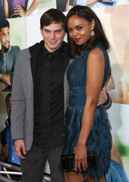 More Pics of Sharon Leal One Shoulder Dress (1 of 6) - Sharon Leal Lookbook - StyleBistro