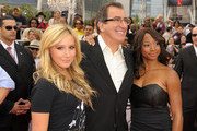 Ashley Tisdale and Kenny Ortega Photo