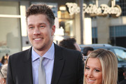 Ashley Tisdale and Scott Speer Photo