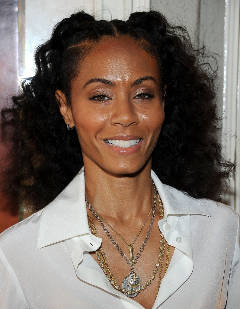 more pics of jada pinkett smith long braided hairstyle (10 of 11