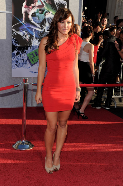 More Pics of Brianna Evigan One Shoulder Dress (4 of 7) - Brianna Evigan Lookbook - StyleBistro
