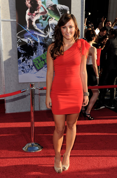 More Pics of Brianna Evigan One Shoulder Dress (2 of 7) - Brianna Evigan Lookbook - StyleBistro
