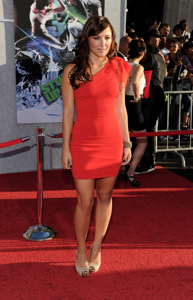 More Pics of Brianna Evigan One Shoulder Dress (3 of 7) - Brianna Evigan Lookbook - StyleBistro