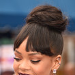 Rihanna: With Bangs