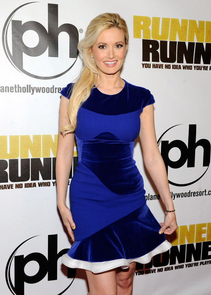 More Pics of Holly Madison Cocktail Dress (1 of 15) - Holly Madison Lookbook - StyleBistro