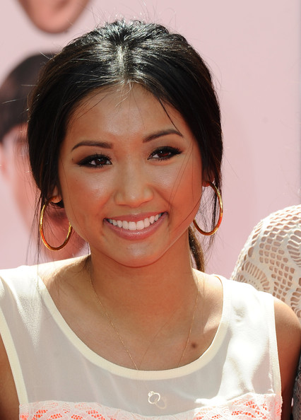 More Pics of Brenda Song Smoky Eyes (3 of 3) - Brenda Song Lookbook - StyleBistro