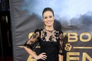 Actress Olivia Wilde attends the Premiere of Universal Pictures