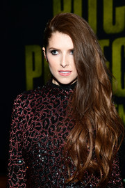Anna Kendrick showed off an ultra-glam side sweep at the premiere of 'Pitch Perfect 3.'