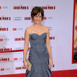 Stephanie Szostak at the 'Iron Man 3' Hollywood Premiere