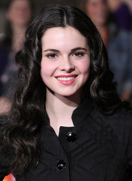 More Pics of Vanessa Marano Berry Lipstick (4 of 10) - Vanessa Marano Lookbook - StyleBistro