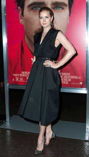 Amy Adams exuded '50s elegance in this little black dress by Lanvin during the premiere of 'Her' in LA.