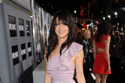 Actress Juliette Lewis arrives at the premiere of Warner Bros. Pictures'