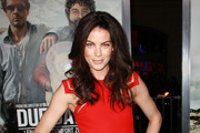 Actress Michelle Monaghan attends the premiere of Warner Bros. Pictures'