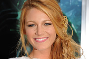 Actress Blake Lively arrives at the premiere of Warner Bros. Pictures'
