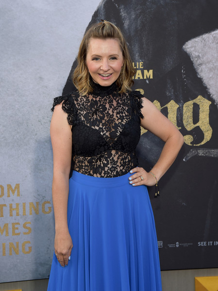 More Pics of Beverley Mitchell Long Skirt (1 of 3) - Beverley Mitchell Lookbook - StyleBistro