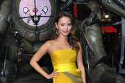 Actress Jamie Chung arrives at the