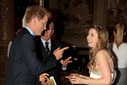 Hayley Westenra and Prince Harry Photo