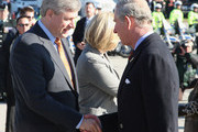 Stephen Harper and Prince Charles Photo