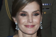 Queen Letizia of Spain Smoky Eyes
