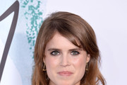 Princess Eugenie Medium Wavy Cut with Bangs