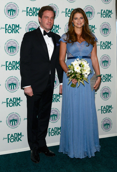 Princess Madeleine Evening Dress [green,event,formal wear,dress,carpet,award,premiere,suit,award ceremony,smile,madeleine of sweden,christopher oneill,new york green summit and royal gala award,royal gala,award dinner,new york city,apella]