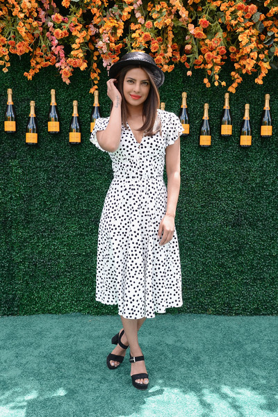 Priyanka Chopra Print Dress