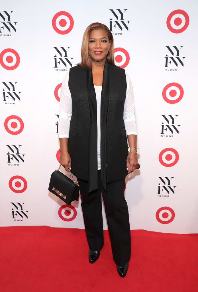 plain queen latifah fashion style women