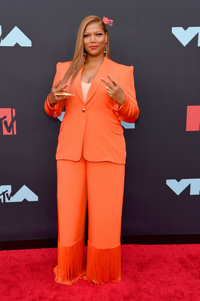 Queen Latifah Pantsuit